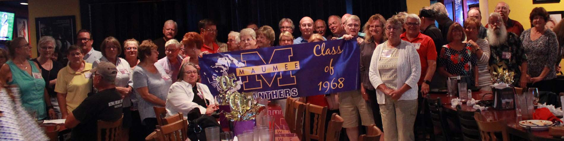 Maumee High School Class of '68